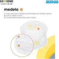 SALE! (1PCS) MEDELA DISPOSABLE NURSING PADS / BREAST PAD / BREASTPAD !