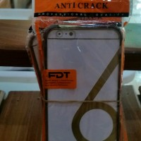 Anticrack anti crack fiber Apple Iphone 6 6s 4.7 inch Anti Bentur