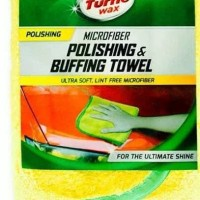 Turtle Wax Microfiber Polishing dan Buffing Towel 40x40cm Surabaya