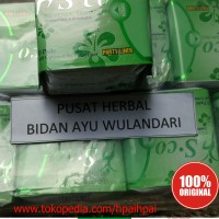 SCO Pantyliner Pembalut Herbal