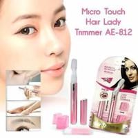 Cnaier Micro Touch, alat cukur alis bulu rambut elektrik