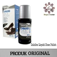 Cololite Liquid Shoe Polish/Semir Cair/Pengkilap Kulit/ Warna Hitam