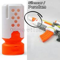 Silencer / Peredam for Nerf Gun - Aksessoris Nerf