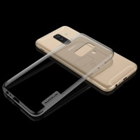 Nillkin Nature Series TPU case for Samsung Galaxy A6 Plus 2018 - Abu2
