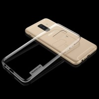Nillkin Nature Series TPU case for Samsung Galaxy A6 Plus 2018 - Putih