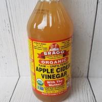 BRAGG APPLE CIDER VINEGAR 473ML / CUKA APEL BRAGG