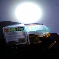 LED Headlamp Kawachi LY 105 Senter Kepala Mini Rechargeable 5w Murah