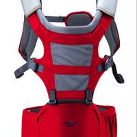 CR618 - 6 in 1 Super Hip Seat Carrier - Auspicious Red