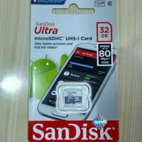 Memory Sandisk 32Gb Class 10 Ori/Original