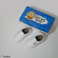 Sepatu Anak Medley Synth Putih By Decks Kids Shoes Real Pict
