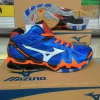 Sepatu running lary gym volly Mizuno Wave Tornado 9 High original