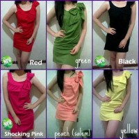 L70 TSD1205 , DRESS/BAJU/TERUSAN/MINI DRESS PITA - RE807