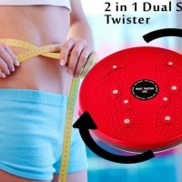 JOGGING TRIMMER / MAGNETIC TRIMMER BODY PLATE / ALAT OLAHRAGA - RQ273