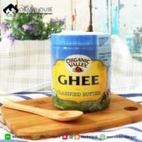 Organic Valley Ghee Clarified Butter 368 gram