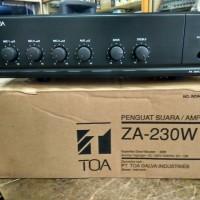 Amplifier Toa ZA-230w