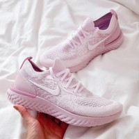 """Nike Epic React Flyknit """"Pearl Pink/Barely Rose"""""""