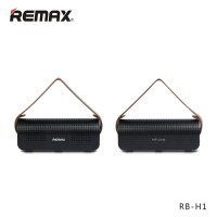 Remax 2 in 1 Portable Bluetooth Speaker RB-H1 with Power Bank 8800 mAh