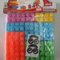 Mainan Edukasi Lego Block
