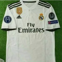 JERSEY REAL MADRID HOME 2018/2019 GRADE ORI
