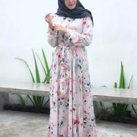 Sivana dress-gamis premium-gamis motif-gamis mura