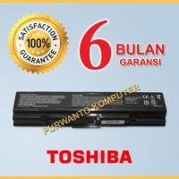 Baterai Laptop TOSHIBA Satellite A200 A210 A300 A300D PA3539U PA3541U
