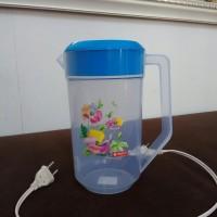 Teko listrik plastik besar 2 liter
