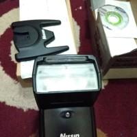 Flash speedlight nissin di466 untuk mirrorless lumix olympus mtf lx7