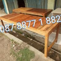Custome Meja Dipan, pijat, reflexy, salon, cafe kantor 190*60*70