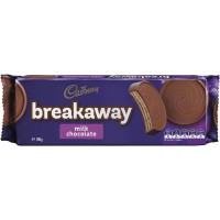 Cadbury Breakaway Milk Chocolate
