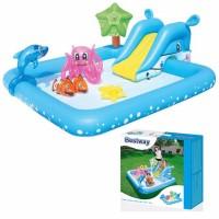 Kolam Renang Anak Bestway Fantastic Aquarium Play Pool / bestway 53052