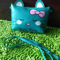 Pouch tali panjang(sling bag) hello kitty