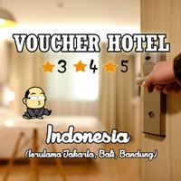Voucher Hotel Bandung Surabaya Malang Yogyakarta Bali