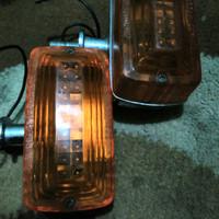 Lampu sein yamaha v75 v80 model miring