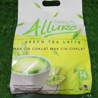 Esprecielo Allure green tea latte isi 14 sachet