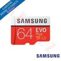 Samsung Micro SDXC EVO Plus 64GB Class 10