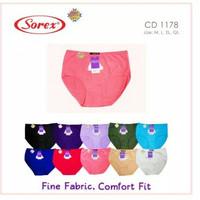Celana Dalam Wanita Sorex QL / 3L
