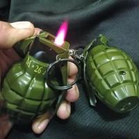 KOREK API UNIK GRANAT M26 HIJAU API LAS GAS BUTANE MANCIS LIGHTER