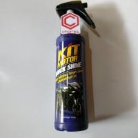 Pengkilap Anti Air Debu Kit Quick Shine Pump 100ml
