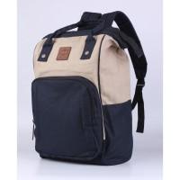 B&B Laptop Bag-Ransel Canvas Catenzo Wanita - MB006