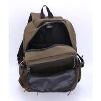 B&B Laptop Bag-Ransel Canvas Catenzo Unisex - MB012
