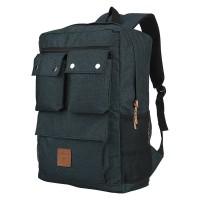 B&B Laptop Bag-Ransel Canvas Catenzo Unisex - MB020