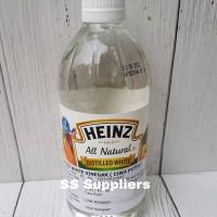 Cuka Putih / Distilled White Vinegar Heinz 473 ML Best Seller!