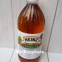 Heinz Apple Cider Vinegar / Cuka Apel 896 ML Best Seller!