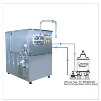 GEA Mesin Pembuat Ice Cream secara terus menerus / CF
