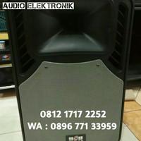 15 inch Speaker Meeting aktif Portable BOB BMU Bluetooth & 3 wireless