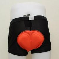 CELANA DALAM SEPEDA busa gel 3d , cycling underwear PADDING foam GEL.