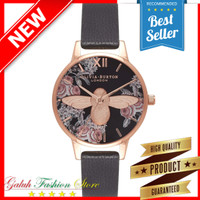 Jam tangan wanita Fashion OLIVIA BURTON BEE Rose original + Box