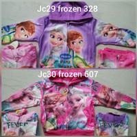 Jc29 jc30 frozen jaket anak perempuan