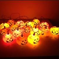 Dekorasi Halloween Lampu Pumpkin