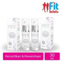 Paket INTENZ Serum wajah anti aging, UV protect, regenerasi